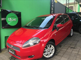 Fiat Punto 1.4 Attractive Italia 8v Flex Manual