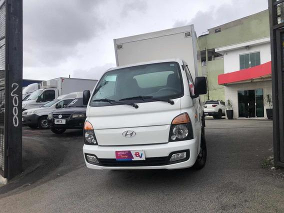 Hyundai Hr C/ Baú Isotérmico 2017