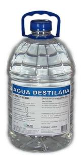 Agua Destilada Galão 5 Litros Cinord