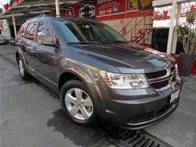 Dodge Journey Se 4cil Aut 2015 Gris Oxford