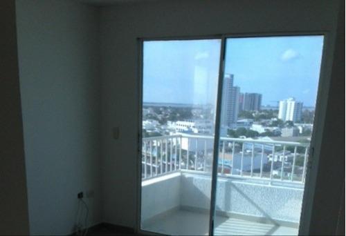 Imagen 1 de 14 de Hermoso Apartamento Sector La Plazuela. Cartagena.