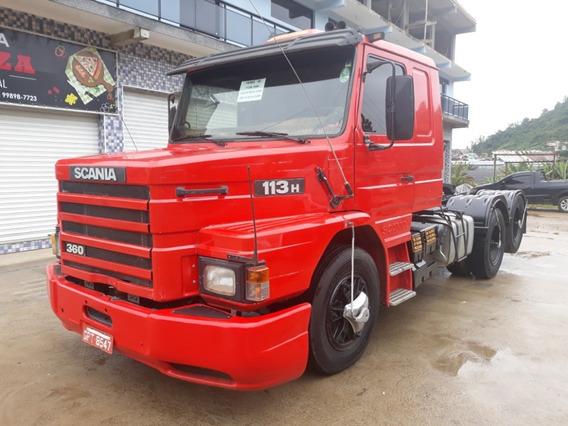Scania 113h 1994 Trucado 6x2