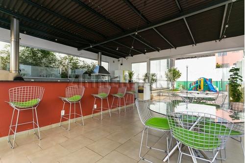 Apartamento - Alto Da Lapa - Ref: 100599 - V-100599