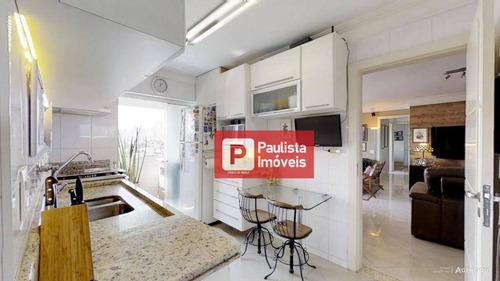 Apartamento À Venda, 105 M² Por R$ 1.100.000,00 - Vila Clementino - São Paulo/sp - Ap25985