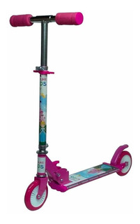 Monopatin Scooter Con Luces