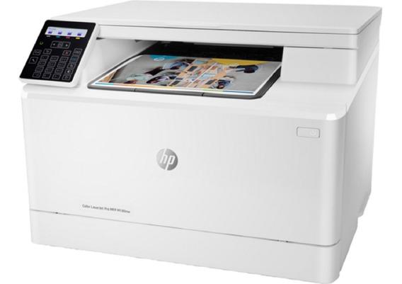 Impressora Wifi Hp Color Laserjet Pro M180nw, Laser Colorida