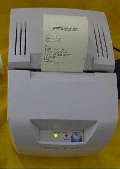Impressora Térmica Não Fiscal Diebold Im402tp-005 -defeito