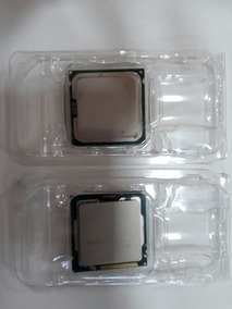 Kit Dois Processadores Pentium G2030 + E7500