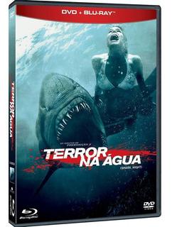 Terror Na Água (2 Discos) Blu Ray + Dvd