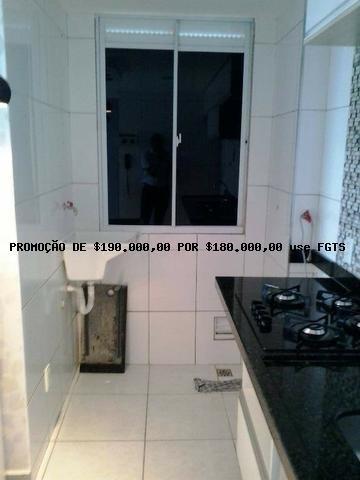 Apartamento Para Venda Em Hortolândia, Centro, 2 Dormitórios, 1 Banheiro - Ap 1119