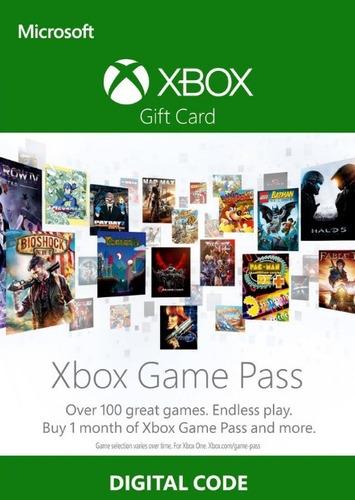 Imagem 1 de 1 de Xbox Game Pass 3 Meses Código Digital Brasil