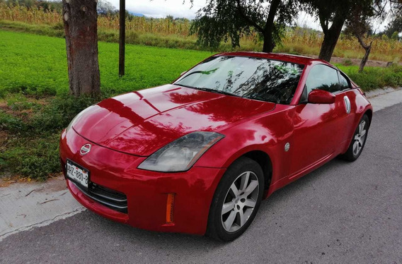 Nissan 350z 3.5 Coupe 2 Asientos 6vel Mt 2003