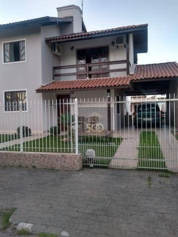 Casa Com 3 Dormitórios À Venda, 189 M² Por R$ 795.000,00 - Cidade Universitária Pedra Branca - Palhoça/sc - Ca0321