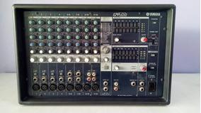 Mesa Amplificada Yamaha 12 Canais Emx 212s