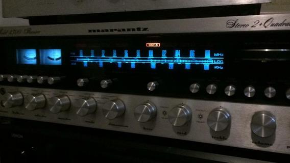 Receiver Marantz 4300 Vintage Quadrafônico Impecável