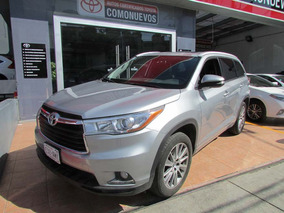 Toyota Highlander 3.5 Limited Panoramic Roof At Plata 2016