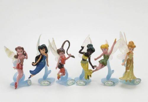 Disney Playset Tinkerbell Fairies Sem A Embalagem