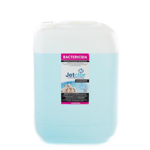 Imagen 1 de 1 de Bactericida Piscinas Jetclor Por 25 Litros