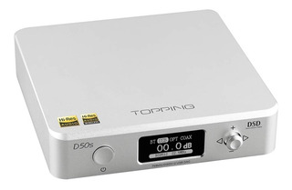 Dac Topping D50s 32 Bits Bluetooth