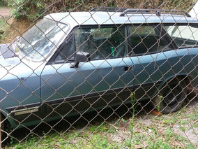 Chevrolet Caravan 86 Diplomata