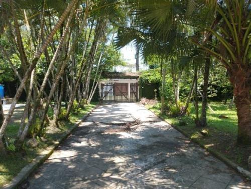 Chácara Na Praia De Itanhaém/sp Com Piscina, 11 Quartos