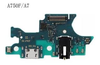 Conector De Carga Com Placa Galaxy A7 2018 A750