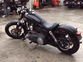 Street Bob 2015 - Harley Davidson