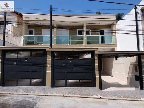 Sobrado A Venda No Bairro Vila Irmãos Arnoni Em São Paulo - 13087-1
