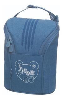 Porta Mamadeira Maternidade Tigor Baby To Go Azul Pacific