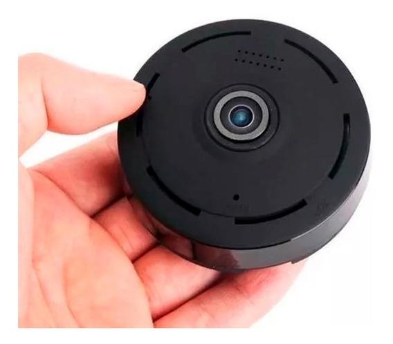 Camara Wifi 360 Grados Celular Android Ios Nocturna Espia Hd