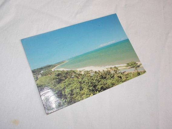 Cartão Postal Circulado Praias De Porto Seguro Bahia
