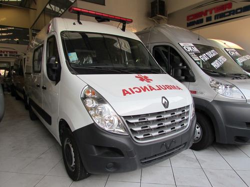 Renault Master Ambulância Uti Completa 2020