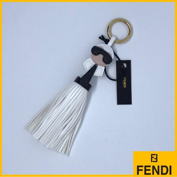 *fashionstore* Llavero Karlitos Karl Lagerfeld By Fendi