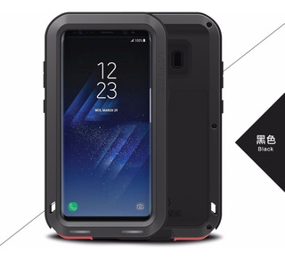 Funda Samsung Galaxy S8 Plus Love Mei Carcasa Armor Original