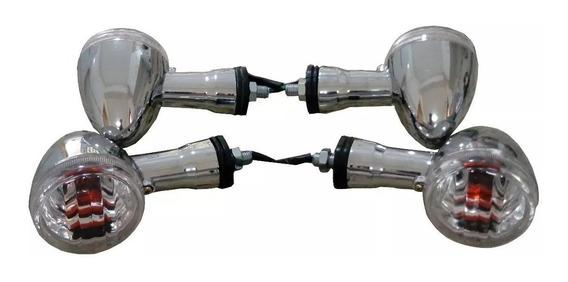 Pisca Suzuki Intruder 125 Ano 2012 Até 2016 (4 Unidades)