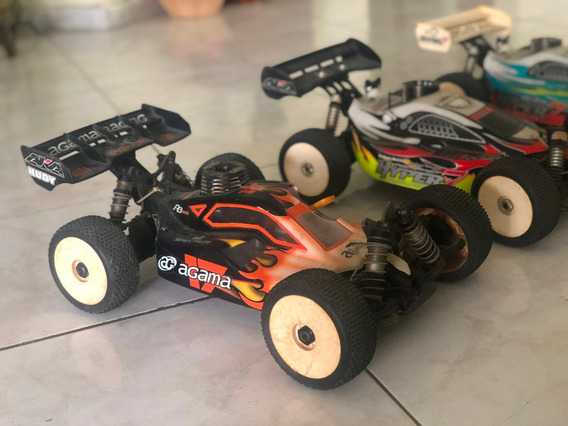 Carros Buggy Rc   Nitrogas   1:8   60 Mph