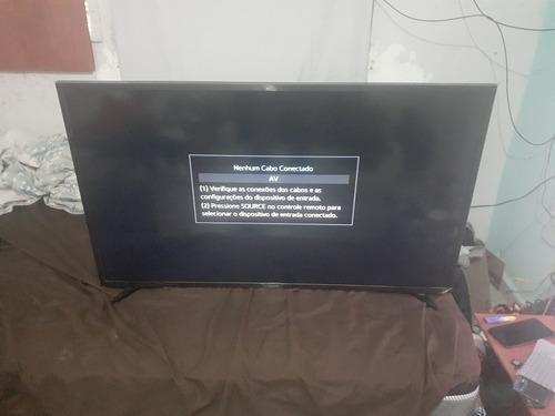 Imagem 1 de 6 de Tv Samsung 4k Led Smart Tv Full Hd 43 Polegadas