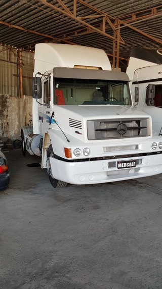 Mb 1634 4x2 Ano 2004