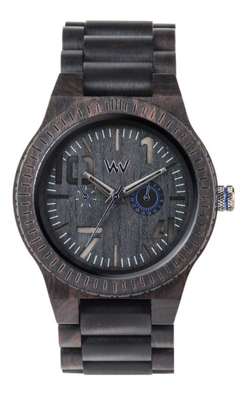 Relógio, Wewood, Oblivio Black Blue