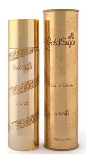 Decant Amostra - 5ml Gold Sugar Aquolina Original Spray