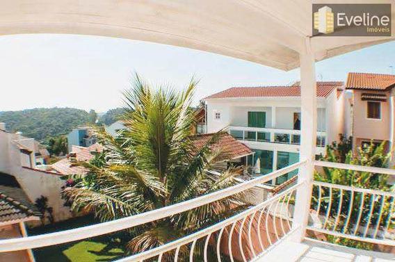 Venda Casa Condomínio Aruã - Mogi Das Cruzes - 3 Dorms - A583