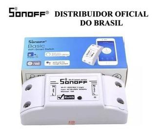 Sonoff Interruptor Wifi - Automação Residencial Original