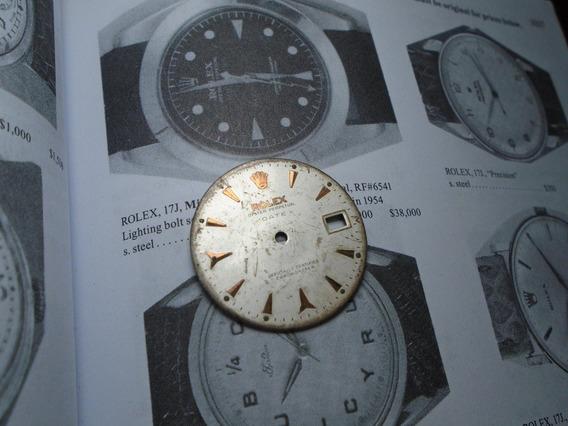 Mostrador Original Rolex Oyster Perpetual Date Usado