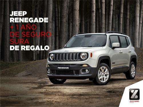 Jeep Renegade Longitude At 1.8 | Zucchino Motors