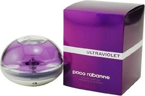 Perfume Ultraviolet Woman By Paco Rabanne -- 80ml