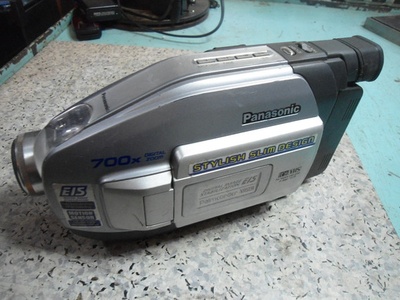 Filmadora Panasonic Palmcorder Nv-vj63pn - No Estado
