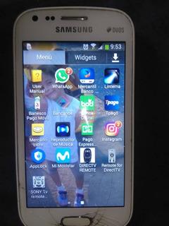 Celular Samsung Duos S Doble Sim