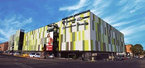 Pabellón Azcapotzalco Renta Local De 286 Mts $39,000