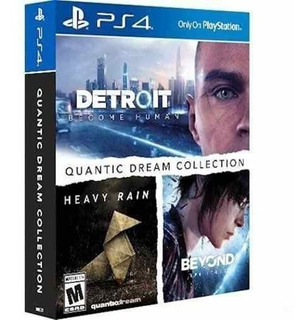 Juego Ps4 Quantic Dream Collection