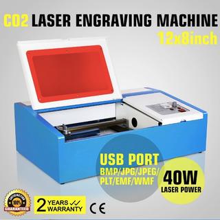 Máquina Cnc Laser De Grabado Y Corte -40w -30x20 (msi)